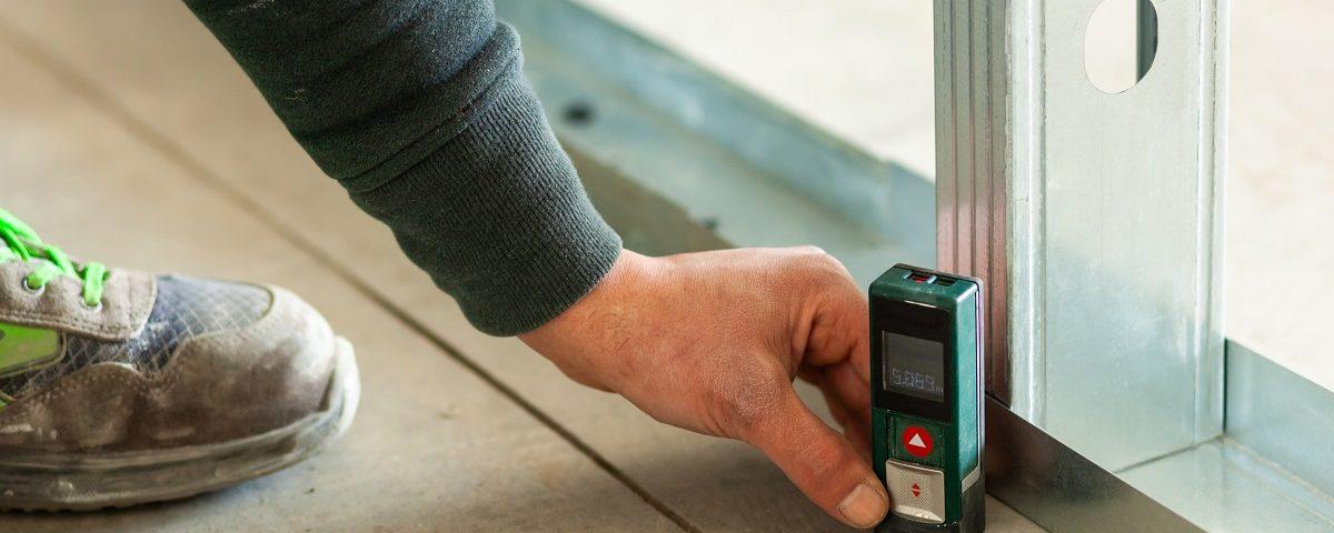 misuratore distanza